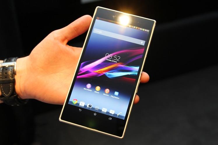 Sony Xperia Z Ultra -1