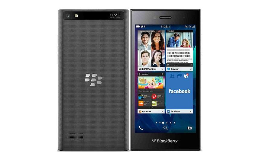 BlackBerry Leap-4